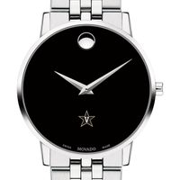Vanderbilt University Men's Movado Museum with Bracelet