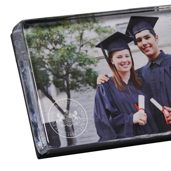 Penn State Glass Photo Block by Simon Pearce - Image 2
