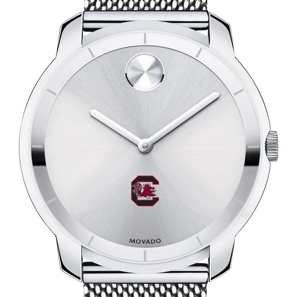 University of South Carolina Men's Movado Stainless Bold 44