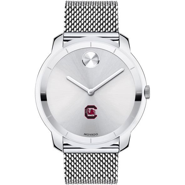 University of South Carolina Men's Movado Stainless Bold 44 - Image 2
