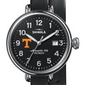 Tennessee Shinola Watch, The Birdy 38mm Black Dial - Image 1