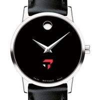 Tepper Women's Movado Museum with Leather Strap