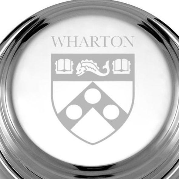 Wharton Pewter Paperweight - Image 2