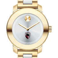 Carnegie Mellon University Women's Movado Two-Tone Bold