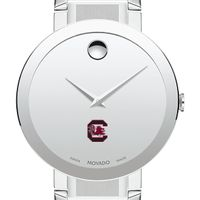 University of South Carolina Men's Movado Sapphire Museum with Bracelet