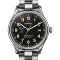 Yale Shinola Watch, The Vinton 38mm Black Dial - Image 1