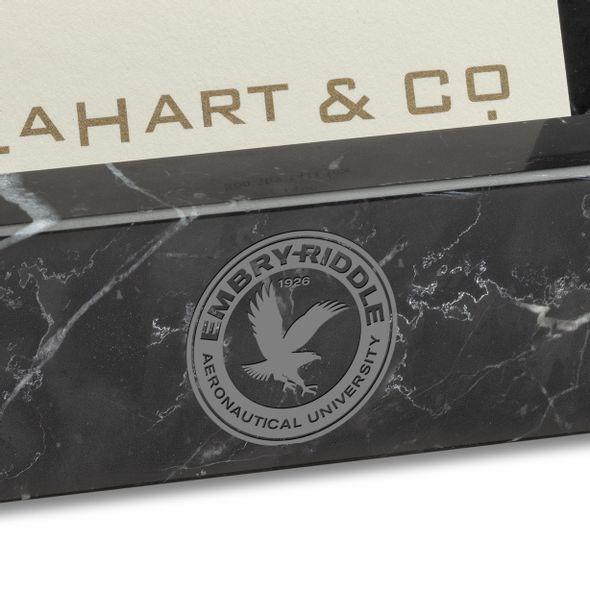 ERAU Marble Business Card Holder - Image 2