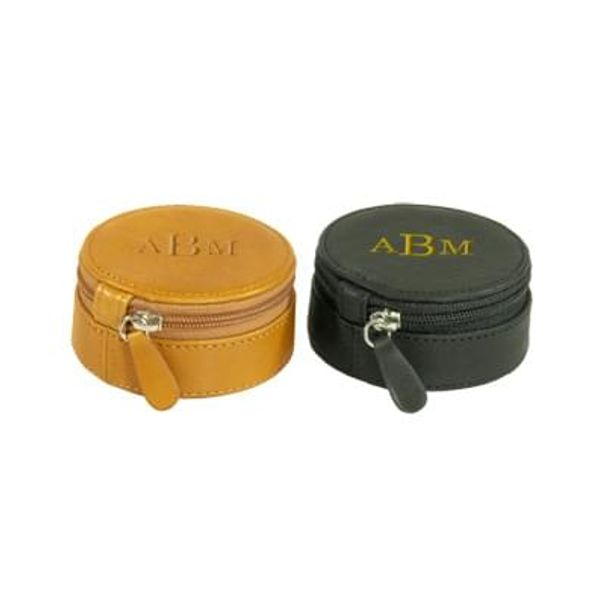 Leather Jewelry Case - Image 1