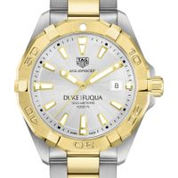 Duke Fuqua Men's TAG Heuer Two-Tone Aquaracer