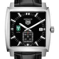 Tulane University TAG Heuer Monaco with Quartz Movement for Men