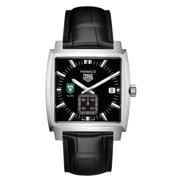 Tulane University TAG Heuer Monaco with Quartz Movement for Men - Image 2