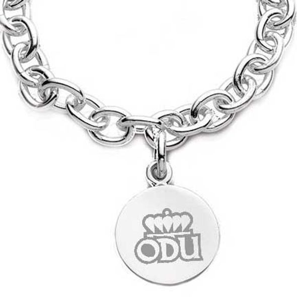 Old Dominion Sterling Silver Charm Bracelet - Image 2