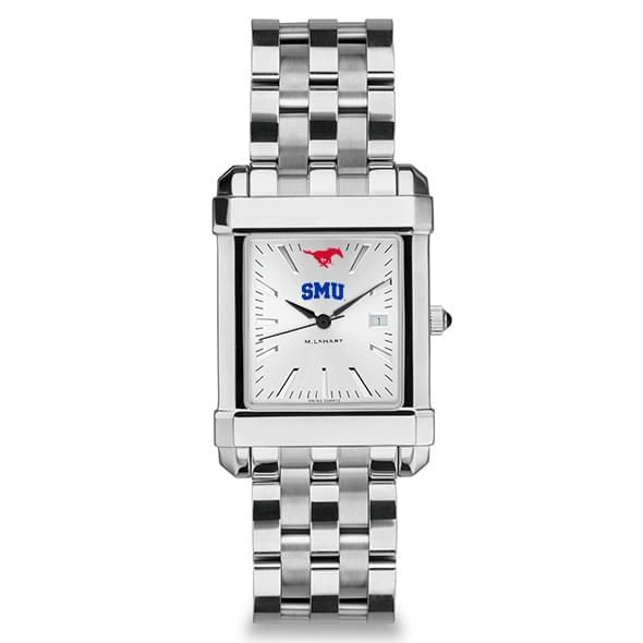 SMU Men's Collegiate Watch w/ Bracelet - Image 2