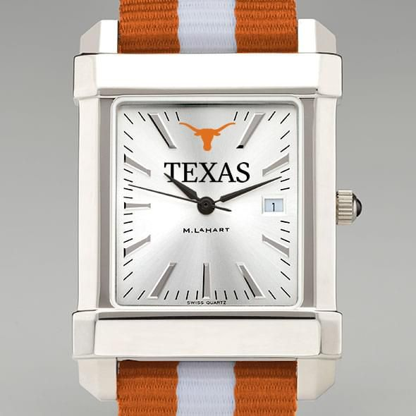 University of Texas Collegiate Watch with NATO Strap for Men