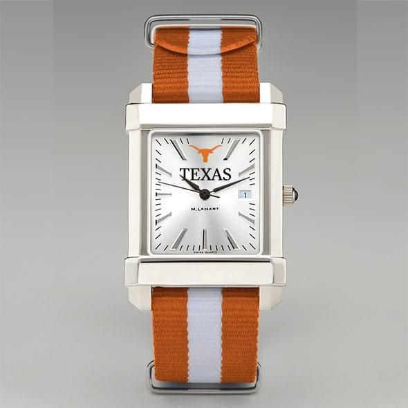 University of Texas Collegiate Watch with NATO Strap for Men - Image 2