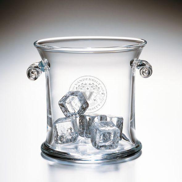 Vanderbilt Glass Ice Bucket by Simon Pearce