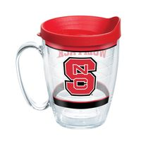 NC State 16 oz. Tervis Mugs- Set of 4