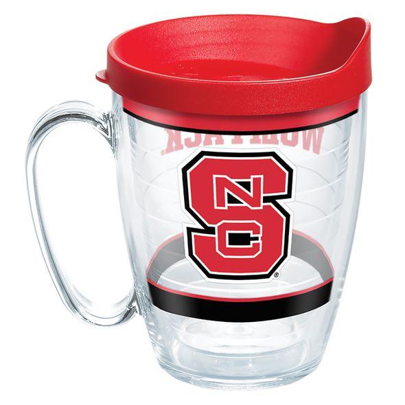 NC State 16 oz. Tervis Mugs- Set of 4 - Image 2