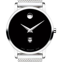 University of Chicago Women's Movado Museum with Mesh Bracelet