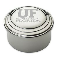 Florida Pewter Keepsake Box