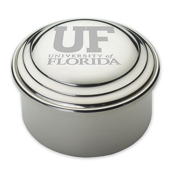 Florida Pewter Keepsake Box - Image 1