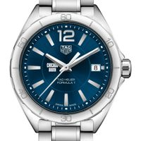 Chicago Booth Women's TAG Heuer Formula 1 with Blue Dial