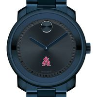 Arizona State Men's Movado BOLD Blue Ion with Bracelet