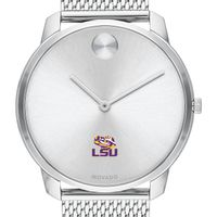 Louisiana State University Men's Movado Stainless Bold 42
