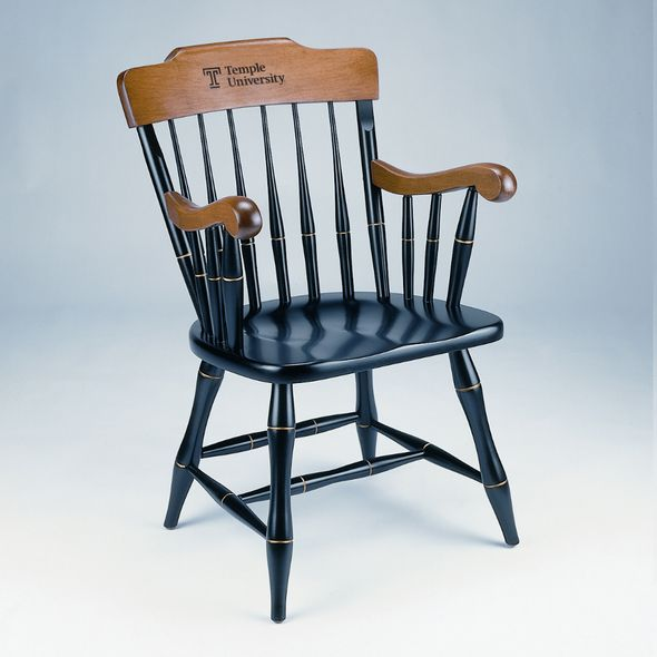 Temple Captain's Chair by Standard Chair