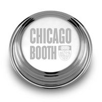 Chicago Booth Pewter Paperweight