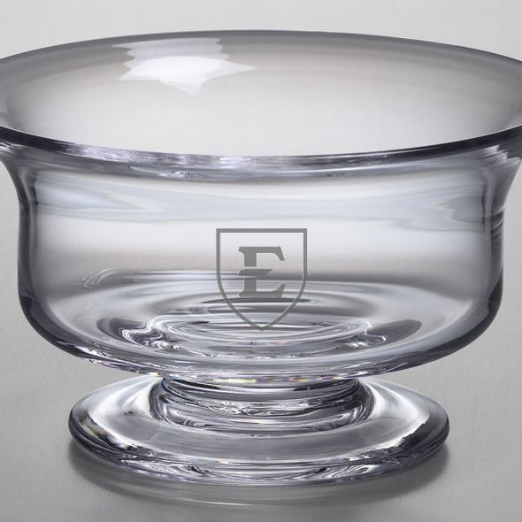 East Tennessee State University Simon Pearce Glass Revere Bowl Med - Image 2