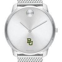 Baylor University Men's Movado Stainless Bold 42