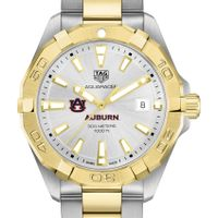 Auburn University Men's TAG Heuer Two-Tone Aquaracer