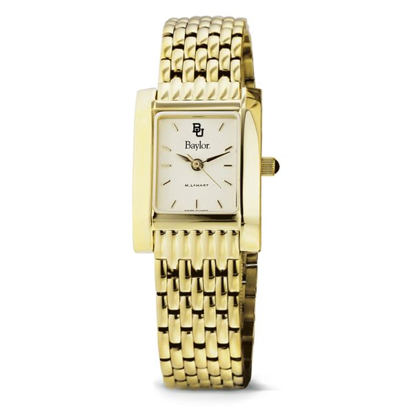 Baylor Women's Gold Quad with Bracelet - Image 2