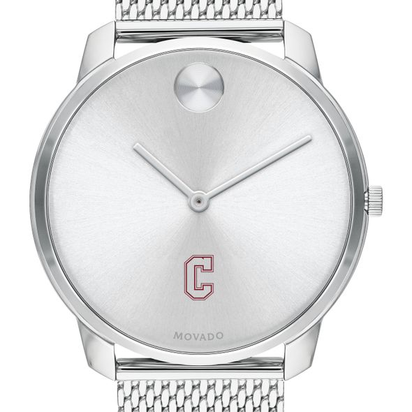 College of Charleston Men's Movado Stainless Bold 42