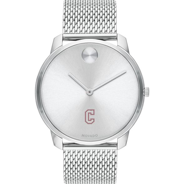 College of Charleston Men's Movado Stainless Bold 42 - Image 2
