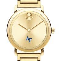 USAFA Men's Movado Bold Gold with Bracelet