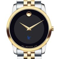 Embry-Riddle Men's Movado Two-Tone Museum Classic Bracelet
