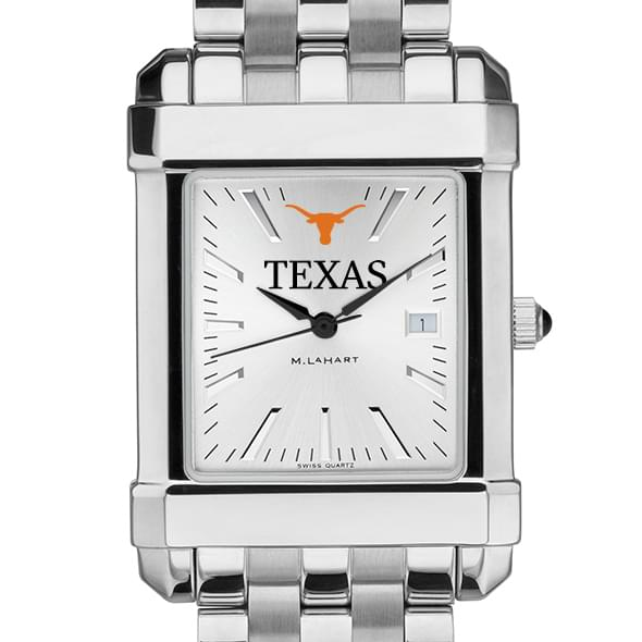 Texas Men's Collegiate Watch w/ Bracelet