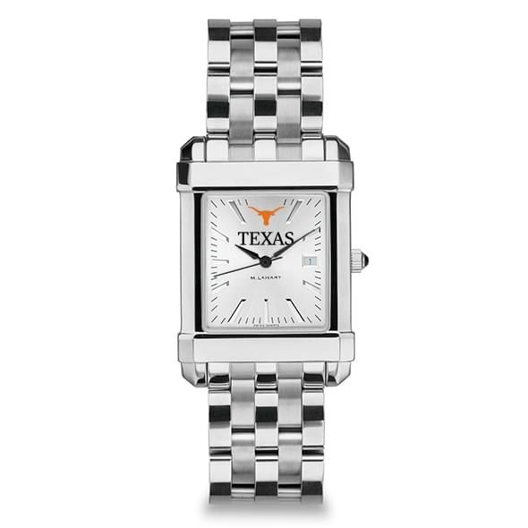 Texas Men's Collegiate Watch w/ Bracelet - Image 2