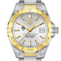 West Point Women's TAG Heuer Two-Tone Aquaracer
