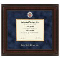 Seton Hall Diploma Frame - Excelsior