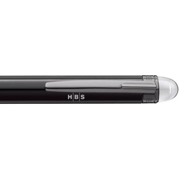 Harvard Business School Montblanc StarWalker Ballpoint Pen in Ruthenium - Image 2