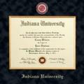 Indiana University Diploma Frame - Excelsior - Image 2
