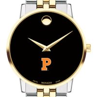 Princeton Men's Movado Two-Tone Museum Classic Bracelet