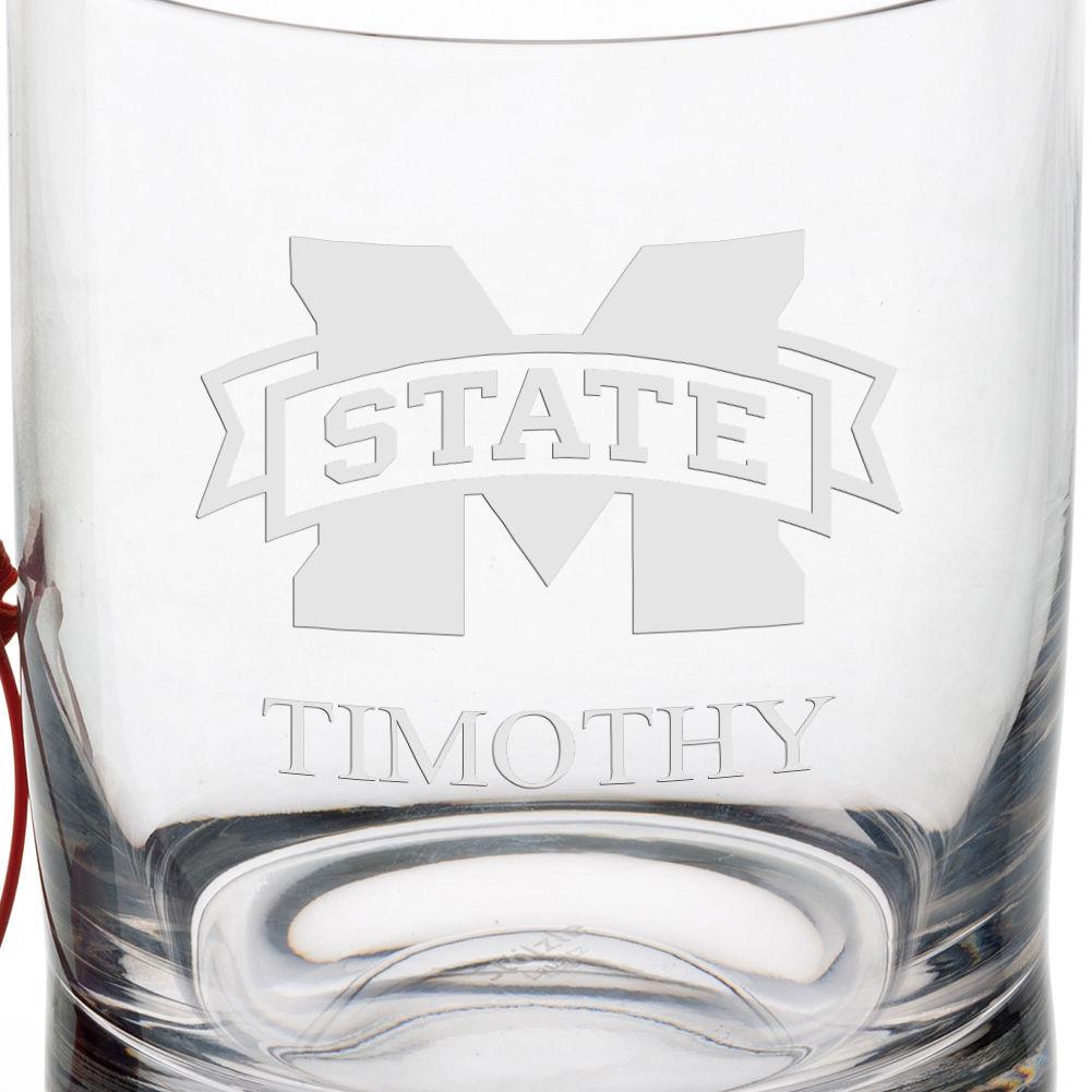 Mississippi State Tumbler Glasses - Set of 4 - Image 3