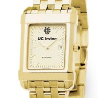 UC Irvine Men's Gold Quad with Bracelet