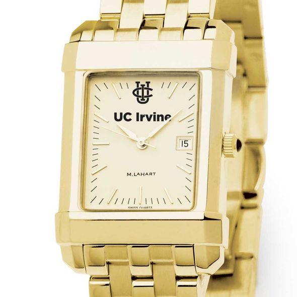 UC Irvine Men's Gold Quad with Bracelet