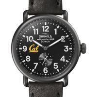 Berkeley Shinola Watch, The Runwell 41mm Black Dial