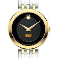 VCU Women's Movado Esparanza Two-Tone Museum with Bracelet